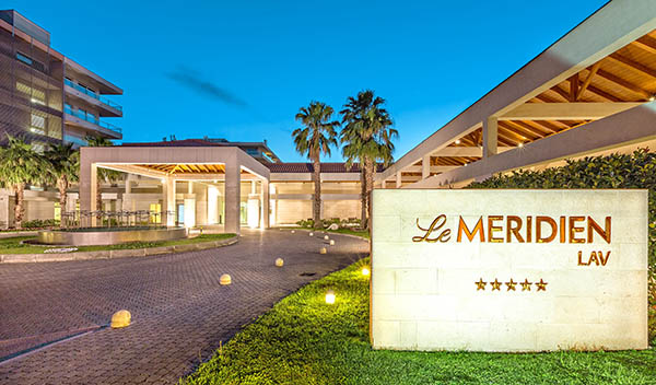 Hotell Le Meridien Lav