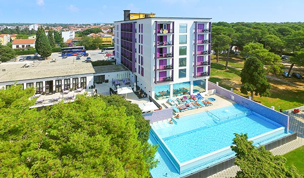 Hotell Adriatic - Biograd