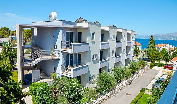 Lägenheter Marija - Postira