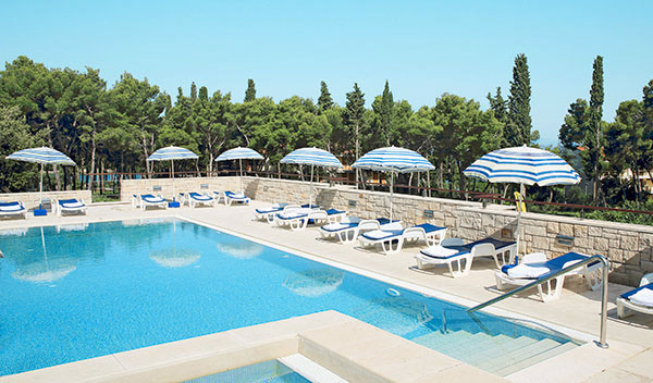 Hotell Velaris - Supetar