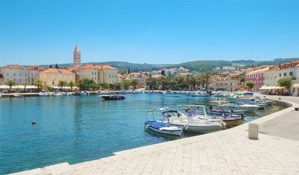 Supetar Brac Kroatien
