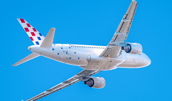 Boka flyg till Split