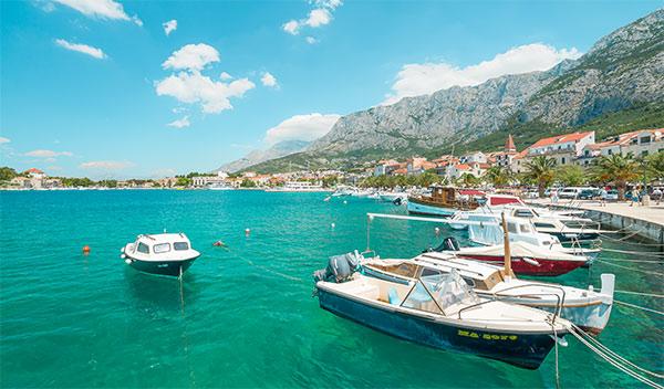 Kroatien resor från umeå