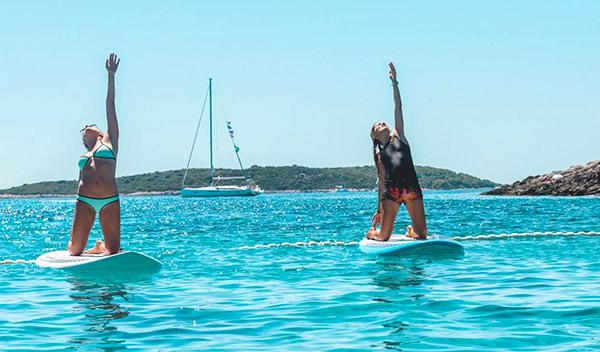 Aktiv semester i Kroatien