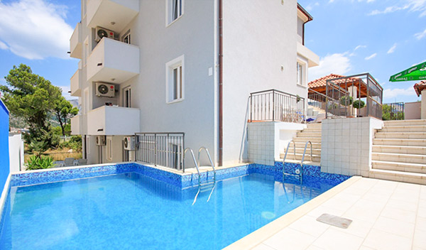 Lägenhetshotell Erna - Dubrovnik