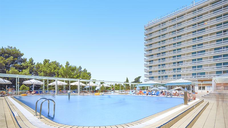 Hotell Dalmacija, Makarska - Kroatienspecialisten