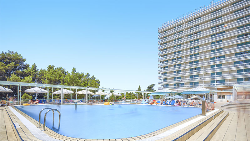 Dalmacija Sunny Hotell by Valamar - Makarska