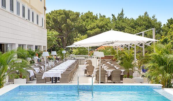 Lägenhetshotell Miramare - Makarska