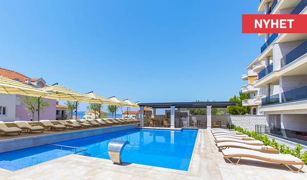 Luxury Aparthotel - Makarska