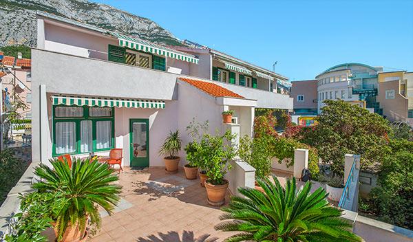 Lägenheter Marcela - Makarska