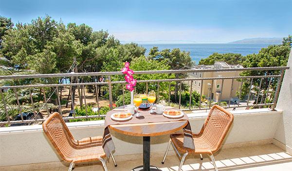 Lägenheter Neva - Makarska