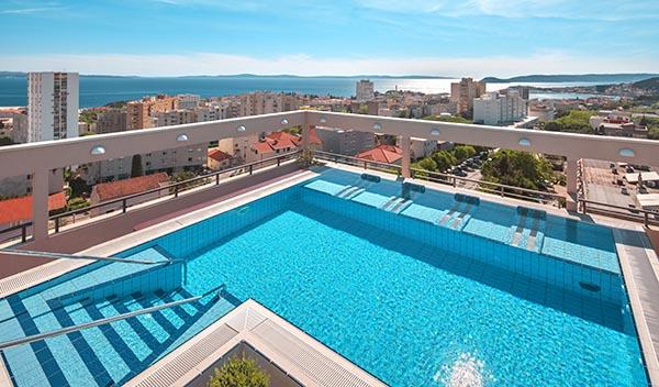 Hotell Dioklecijan - Split