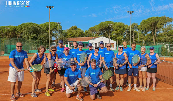 Temaresa: Swedish Tennis Camp