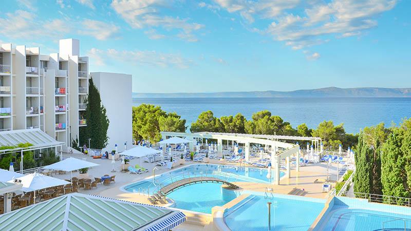 Hotell Alga - Tucepi