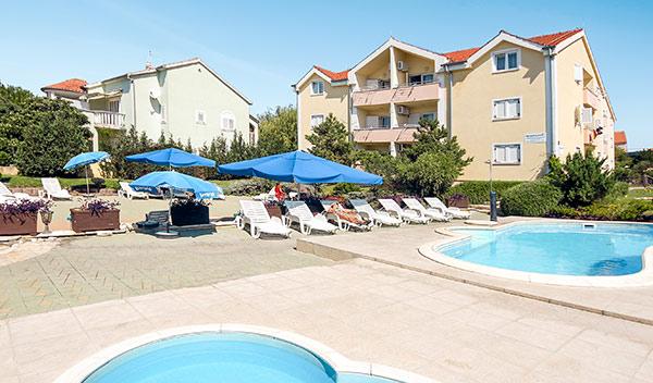 Lägenheter Dalmacija - Srima