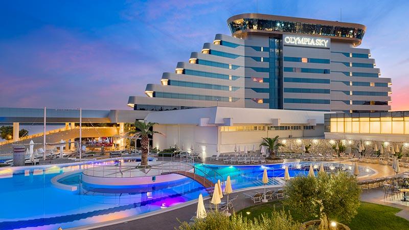 Hotell Olympia Sky - Vodice